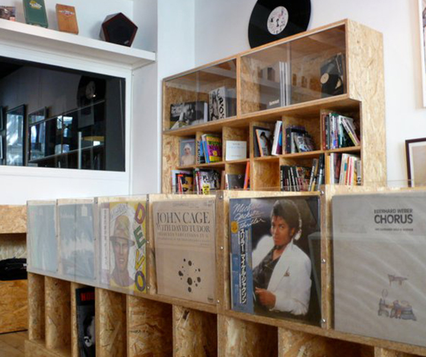 All Access Disque vinyle Paris Collections in�dits de Vinyles Paris